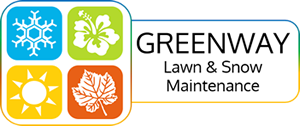 Greenway Lawn Maintenance Logo